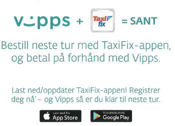 Betalt med Vipps i appen